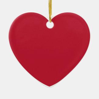 Emoji Heart Love Keramik Ornament