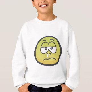 Emoji: Krankes Gesicht Sweatshirt
