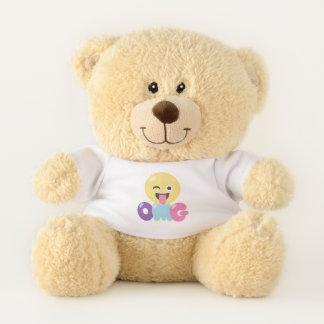 Emoji OMG Teddybär