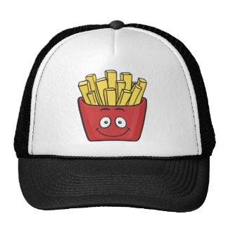 Emoji Pommes-Frites Trucker Mützen