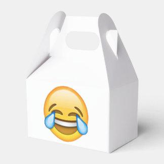 Emoji - Risse der Freude Geschenkschachtel