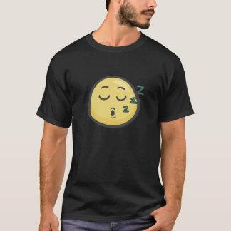 Emoji: Schlafengesicht T-Shirt