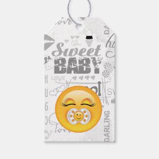 Emoji süßes Baby ID231 Geschenkanhänger