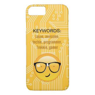 Emoji total Techie ID229 iPhone 7 Hülle