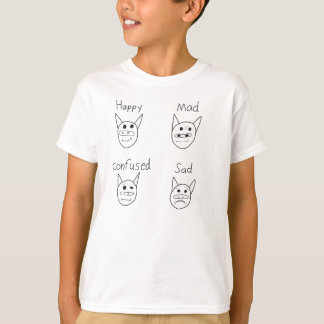 Emoti-piggies T-Shirt