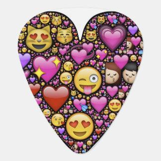 Emoticon-Herz Plektron