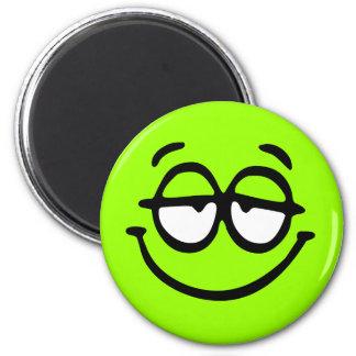 Emoticon-kundengerechter Hintergrund-Magnet Magnete