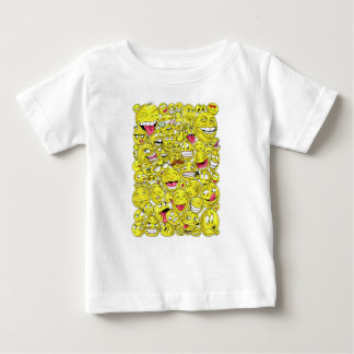 Emoticons-Baby-T - Shirt