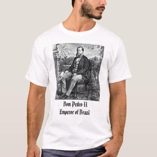 emp, Kaiser Dom Pedro II von Brasilien T-Shirt