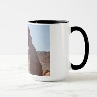 Empfindliche Bogen-Tasse Tasse