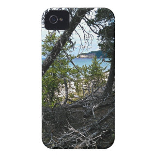 Emporragen durch Bäume Case-Mate iPhone 4 Hülle