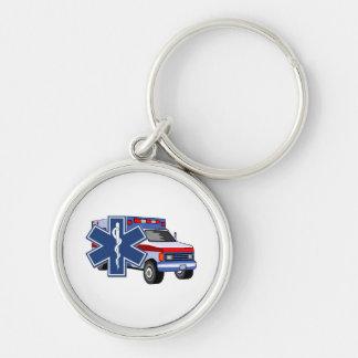 Ems-Krankenwagen Schlüsselanhänger