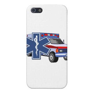 Ems-Krankenwagen Schutzhülle Fürs iPhone 5