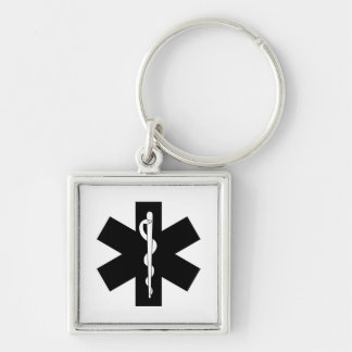 Ems-Notsterne Schlüsselanhänger