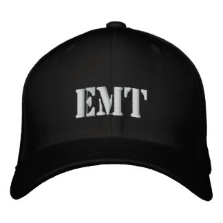 EMT ART BESTICKTE BASEBALLKAPPE