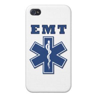 EMT BLAUER STERN DES LEBENS iPhone 4/4S COVER