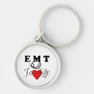 EMT für das Leben Schlüsselanhänger