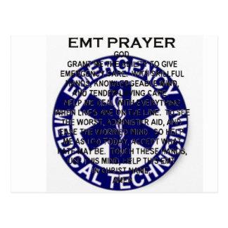 EMT Gebet Postkarte