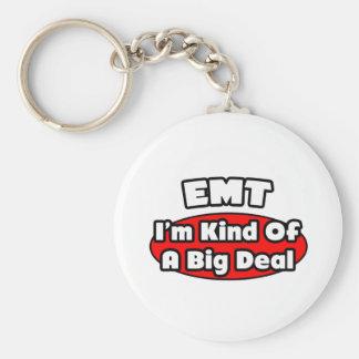 EMT… große Sache Schlüsselanhänger