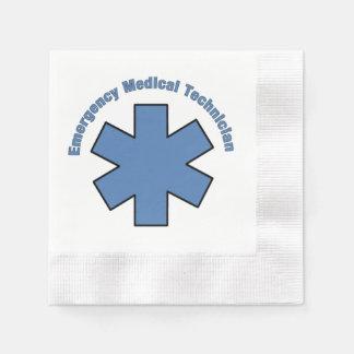 EMT Notmed-Technologie Papierserviette