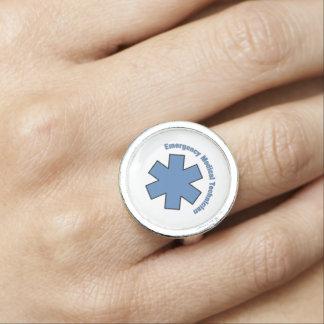 EMT Notmedizinischer Techniker Ring