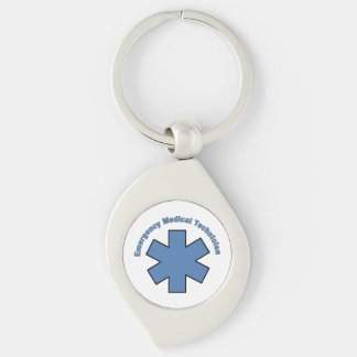 EMT Notmedizinischer Techniker Schlüsselanhänger