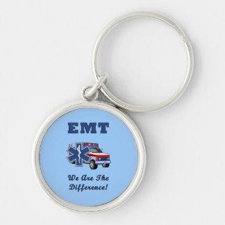 EMT sind wir der Unterschied Schlüsselanhänger