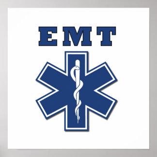EMT Stern des Lebens Poster