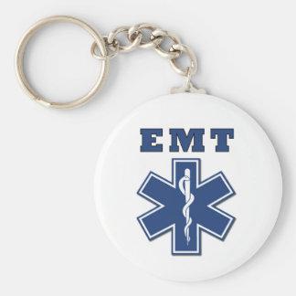 EMT Stern des Lebens Schlüsselanhänger