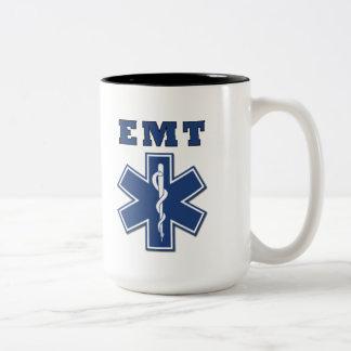 EMT Stern des Lebens Zweifarbige Tasse