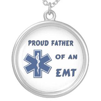 EMT Vater Versilberte Kette