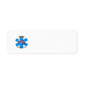 EMT, welches die Leben rettet