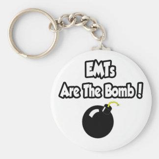 EMTs sind die Bombe! Schlüsselanhänger