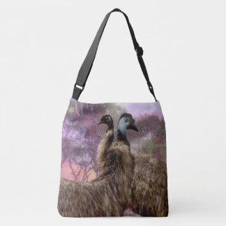 Emu-Umwerbung, Tragetaschen Mit Langen Trägern