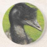 Emu-Untersetzer