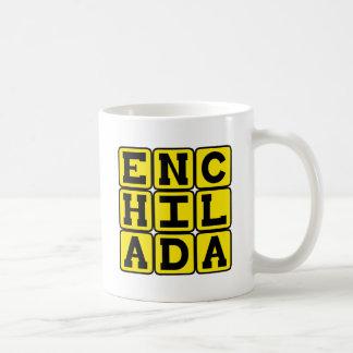 Enchilada, mexikanische Zartheit Kaffeetasse