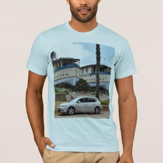 Encinitas Boots-Häuser T-Shirt