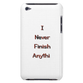 Ende Barely There iPod Case