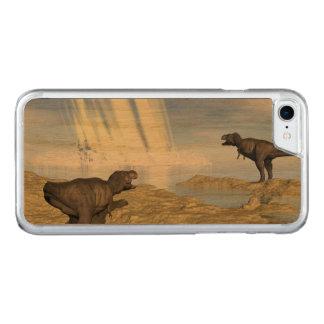 Ende der Dinosaurier Carved iPhone 8/7 Hülle