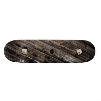 Ende der industriellen Draht-Spule 19,1 Cm Old School Skateboard Deck