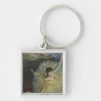 Ende Edgar Degass | einer Arabeske, 1877 Schlüsselanhänger
