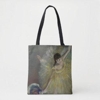 Ende Edgar Degass   einer Arabeske, 1877 Tasche