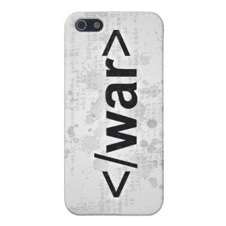 Enden-Krieg HTML-Code iPhone 4 Fall Schutzhülle Fürs iPhone 5