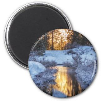Endlose Möglichkeiten Runder Magnet 5,7 Cm