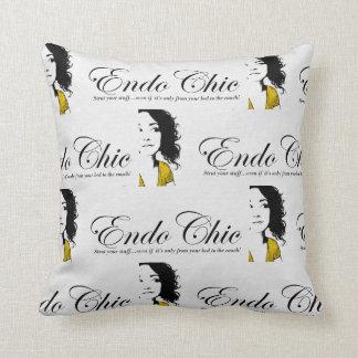 EndoChic Fliesen-Wurfskissen Kissen