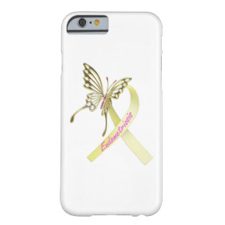 Endometriosis-Bewusstseins-Handy-Fall Barely There iPhone 6 Hülle