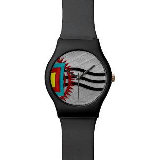 Energie-Fluss Armbanduhr