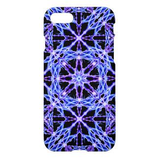 Energie-Gitter-Mandala iPhone 8/7 Hülle