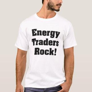 Energie-Händler-Felsen! T-Shirt