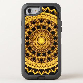 Energie-Prisma-Mandala OtterBox Defender iPhone 8/7 Hülle